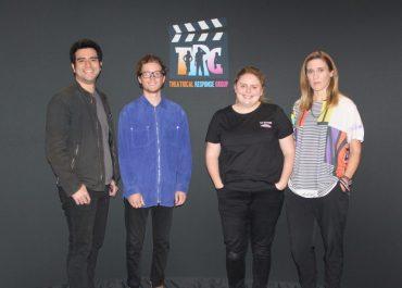 Regaining control - examining abusive relationships through theatre